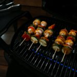 Champignons Spiesse Grill